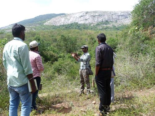 Field observation methods for students of GSDP