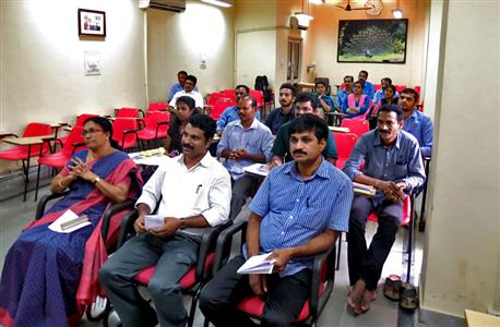 Ongoing GSDP Course at Calicut
